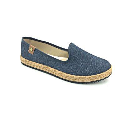 Alpargatas Feminina Moleca Jeans/Marinho 5696204