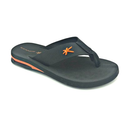 Chinelo Kenner Amp Turbo Preto