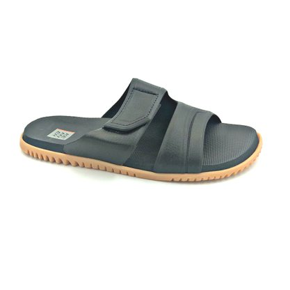Chinelo Kenner Preto Slide Casual