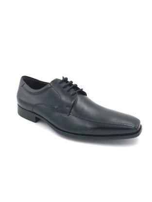 Sapato Democrata Social Couro Natural Preto 244101