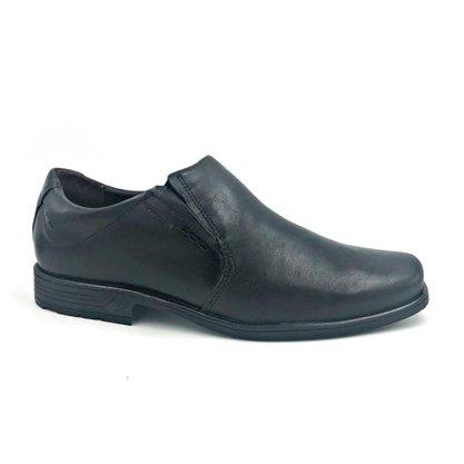 Sapato Pegada Preto 522110 Tamanho Especial 45 46 47