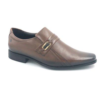 Sapato Pegada Social Couro Natural Pinhão124652