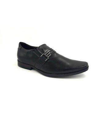 Sapato Pegada Social Couro Preto 123855