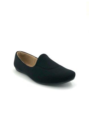 Sapato Sapatilha Usaflex Care Diabetes Preto 7524