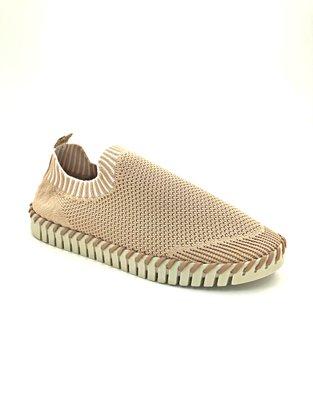 Tênis Bottero Slipper Tecido Knit Brown 315635