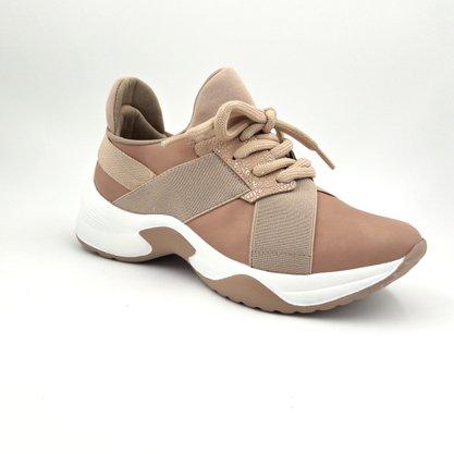 Tênis Dakota Avelã Sneaker Chunky G1211