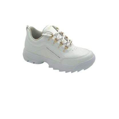 Tênis Feminino Ramarim Branco Chunky Sneaker 2175101