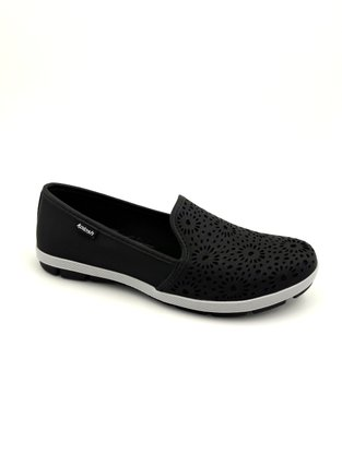 Tênis Kolosh Casual Preto Slip On C0901