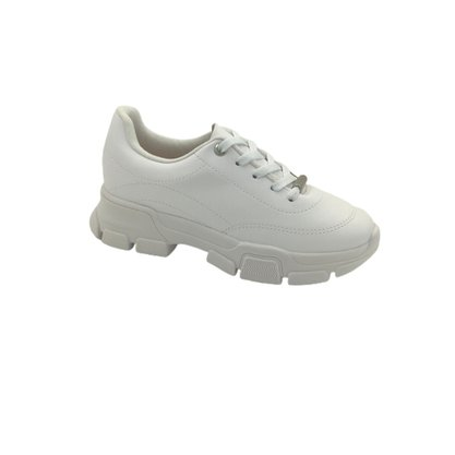 Tênis Menina Molekinha Branco Chunky Sneaker 2541100