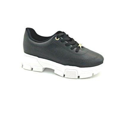 Tênis Menina Molekinha Preto Chunky Sneaker 2541100