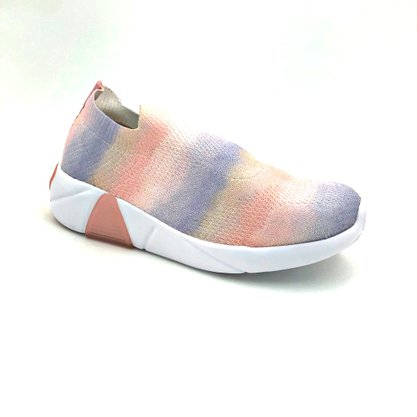 Tênis Modare Slip On Utra Conforto Tie-Dye Knit 7354104