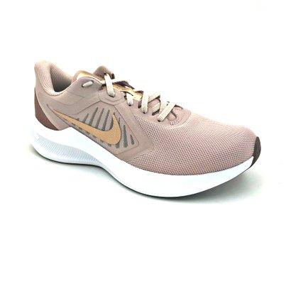 Tênis Nike Feminino Rosa Downshifter10