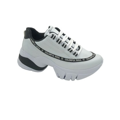 Tênis Ramarim Branco Chunky Sneaker 2180104
