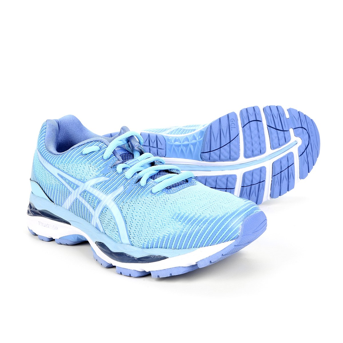 zapatos de tenis asics feminino